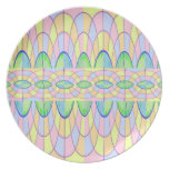 Pastel Party Platter Party Plate