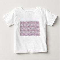 pastel pattern baby T-Shirt