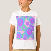 Pastel pattern T-Shirt