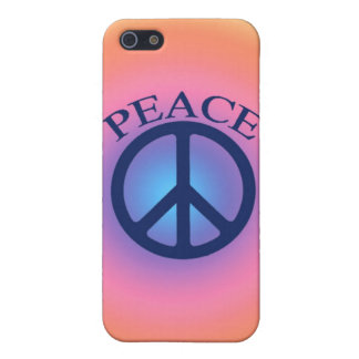 Pastel Peace Sign iPhone Case iPhone 5/5S Covers