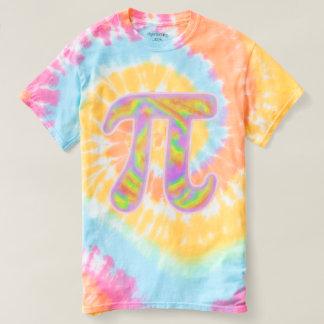 Pastel Pi Dye T-shirt