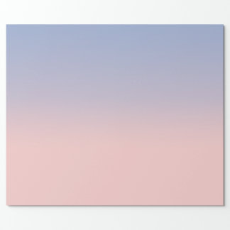 Ombre Wrapping Paper Zazzle