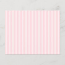 Pastel Pink Candy Stripes.
