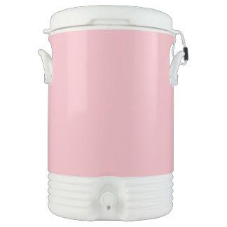 Pastel Pink Igloo Beverage Cooler