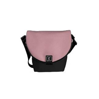 """Pastel Pink"" Courier Bag"