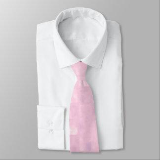 Pastel Pink Neck Tie