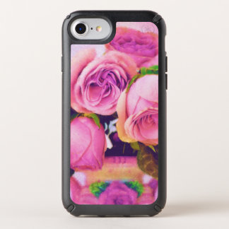 Pastel Pink Roses Speck iPhone Case
