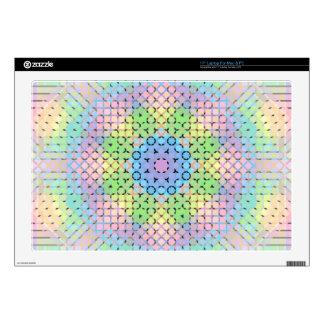 """Pastel Pixels 17"""" Laptop Skins"""