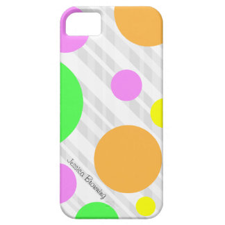 Pastel Polka-dot: iPhone 5 iPhone SE/5/5s Case