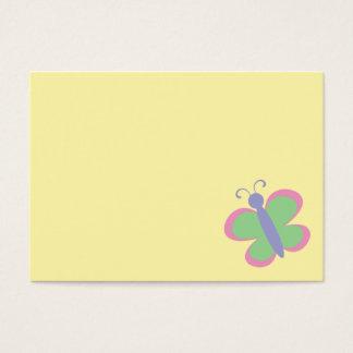 Pastel Polka Dots Business Card