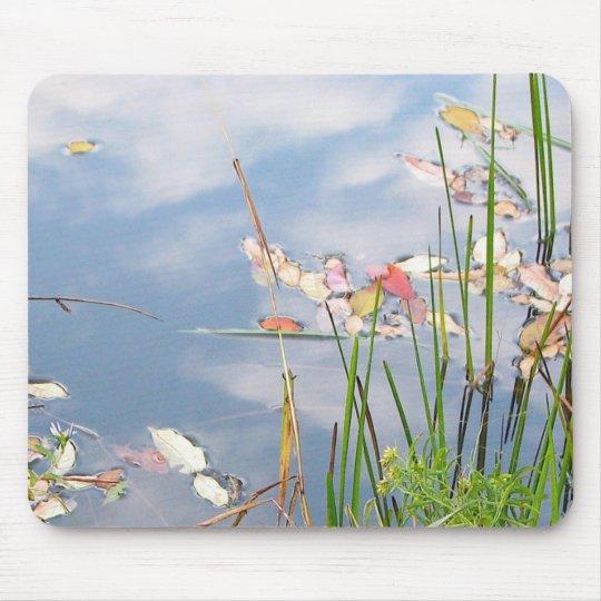 Pastel Pond Mouse Pad