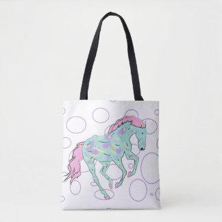 """""""Pastel Pony"""" Tote"""