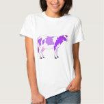 Pastel Purple Cow Shirt