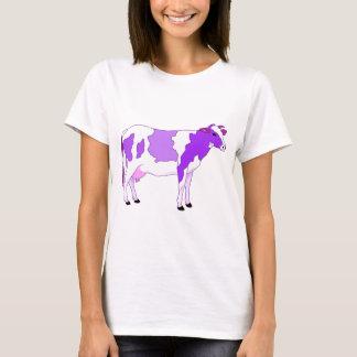 Pastel Purple Cow T-Shirt