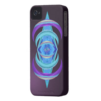 Pastel Purple Dharma iPhone4 Case