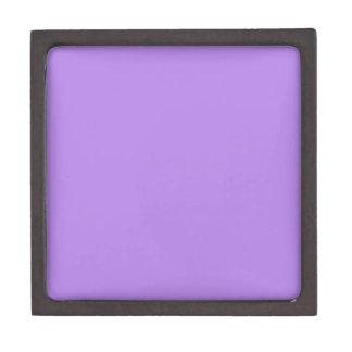 PASTEL PURPLE LIGHT (solid color) ~ Premium Jewelry Boxes