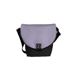 """Pastel Purple"" Messenger Bags"