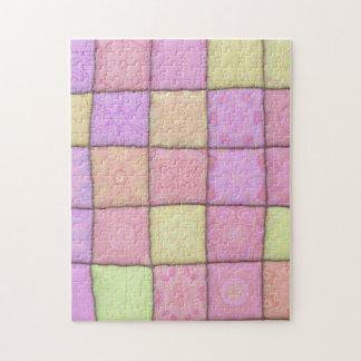 pastel quilt 1(I) Puzzle