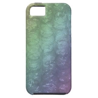 Pastel Rainbow Bubble Wrap Effect iPhone SE/5/5s Case