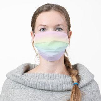 Pastel Rainbow Face Mask