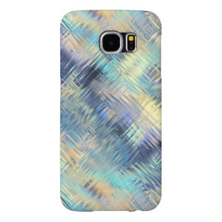 Pastel Rainbow Glass Abstract Samsung Galaxy S6 Case