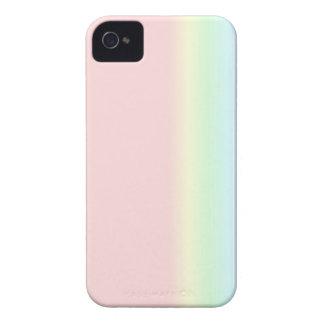Pastel Rainbow iPhone 4 Case-Mate Case