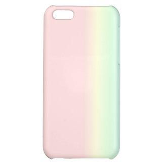 Pastel Rainbow iPhone 5C Covers