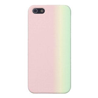 Pastel Rainbow iPhone 5 Cover