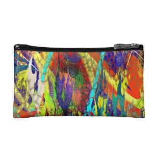 Pastel Reef Cosmetic Bag