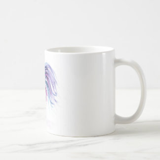 Pastel Rooster by Wendy C. Allen Mugs