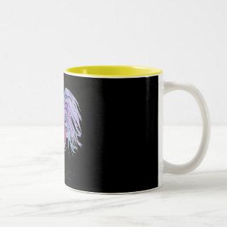 Pastel Rooster by Wendy C. Allen Mug