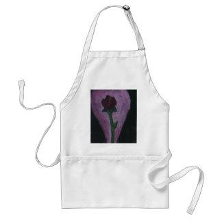 Pastel rose Romantic Design Adult Apron