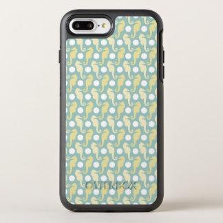 Pastel Seahorse Weave Otterbox OtterBox Symmetry iPhone 8 Plus/7 Plus Case
