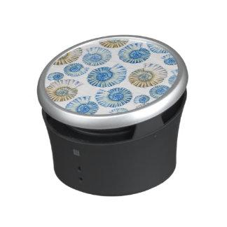 Pastel Seashell Pattern 2 Bluetooth Speaker