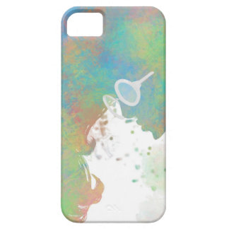 Pastel Silhouette Case iPhone 5 Cover