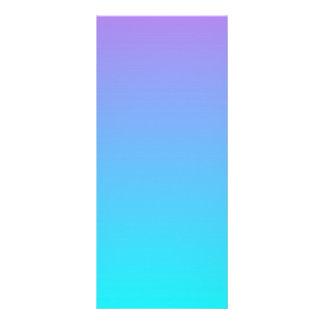 Pastel Skies Custom Rack Card
