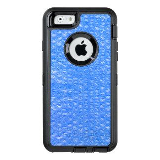 Pastel Sky Blue Bath Bubbles Seafoam Blueberry OtterBox Defender iPhone Case