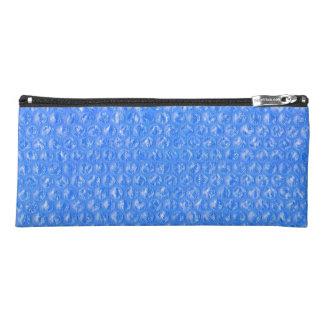 Pastel Sky Blue Bath Bubbles Seafoam Blueberry Pencil Case