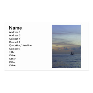 Pastel Sky Business Card