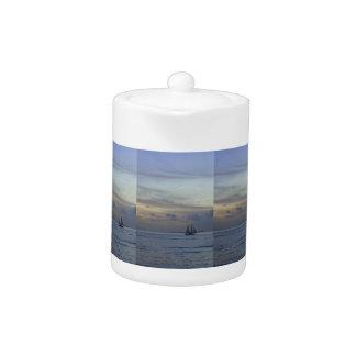 Pastel Sky Teapot