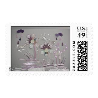 """""""Pastel Spring"""" Stamps"""