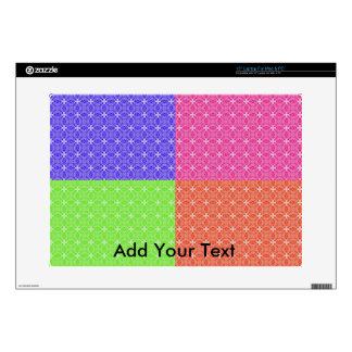 Pastel Squares Laptop Decal