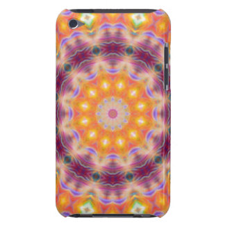Pastel Star Mandala Barely There iPod Cover