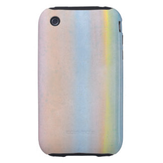 Pastel Stripes. iPhone 3 Tough Covers