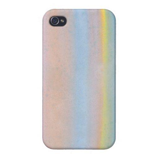 Pastel Stripes. iPhone 4 Case