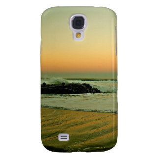 PASTEL SUNRISE AT THE PACIFIC OCEAN SAMSUNG GALAXY S4 COVER