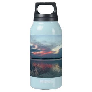 Pastel Sunset custom Insulated Water Bottle