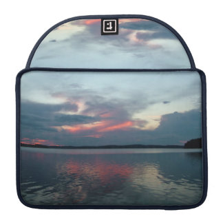Pastel Sunset custom MacBook sleeve