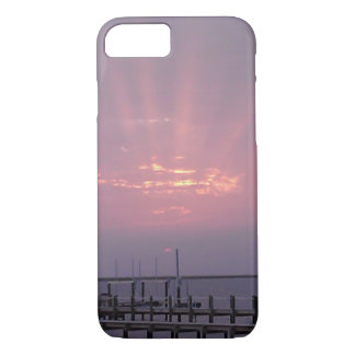 Pastel Sunset OBX iPhone 7 Case