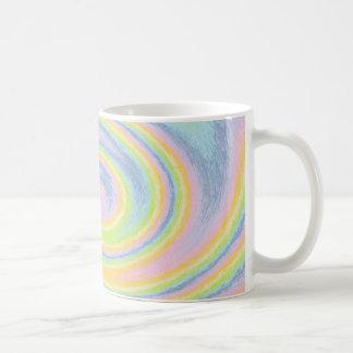 Pastel Swirl Mug